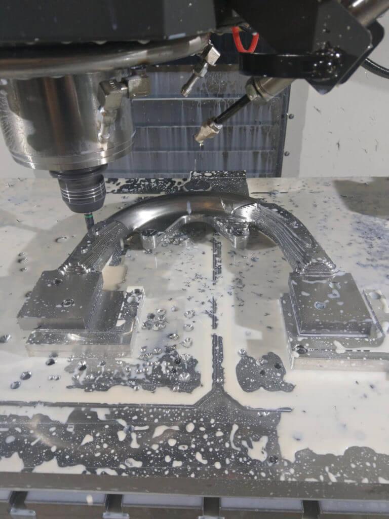 CNC-FRÄSEN SMP CNC